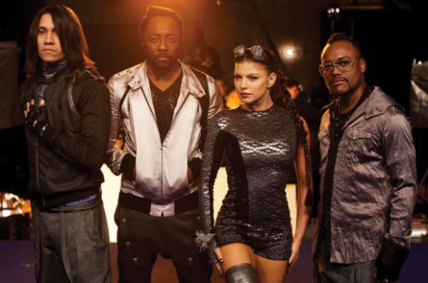 Во время Гран-при Азербайджана пройдут концерты Николь Шерзингер и Black Eyed Peas