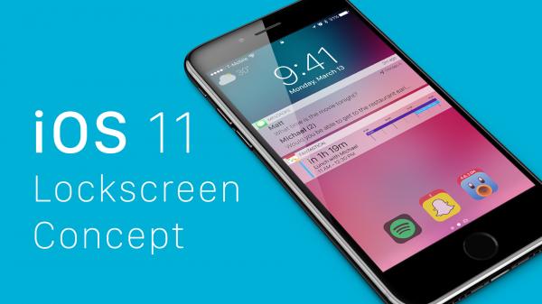 В Интернете появились данные о новой ОС iOS 11