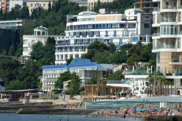 Администрация Крыма определилась с сумой курортного сбора
