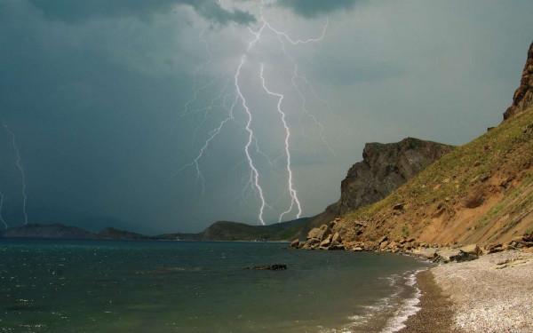 В Крыму на выходные ожидаются дожди