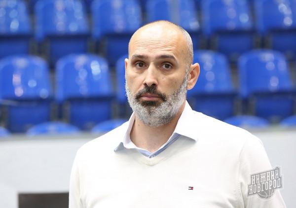 Зоран Лукич вновь стал тренером БК «Нижний Новгород»