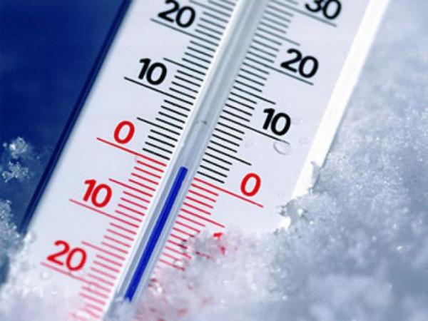Сегодня в Туле ожидается резкое похолодание