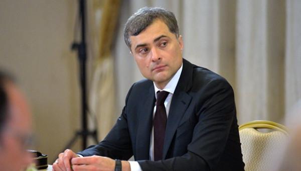 Владислав Сурков ответил на свои никрологи: «Здоров, совсем здоров»