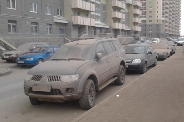 Общественники Петербурга заявили о 27-кратном превышении нормы пыли