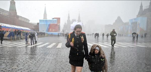 8 мая температура в Москве опустится до нуля