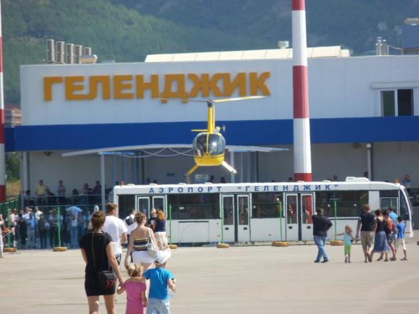 В Геленджик начнут летать новые рейсы из пяти российских городов