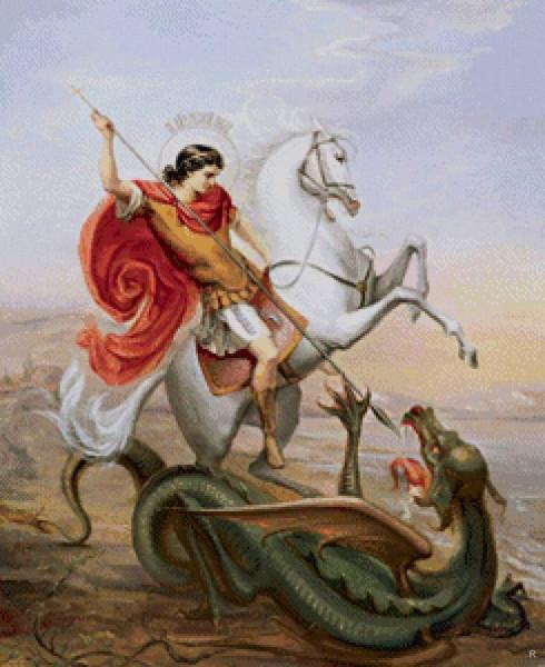 6 мая православные отмечают День Святого Победоносца