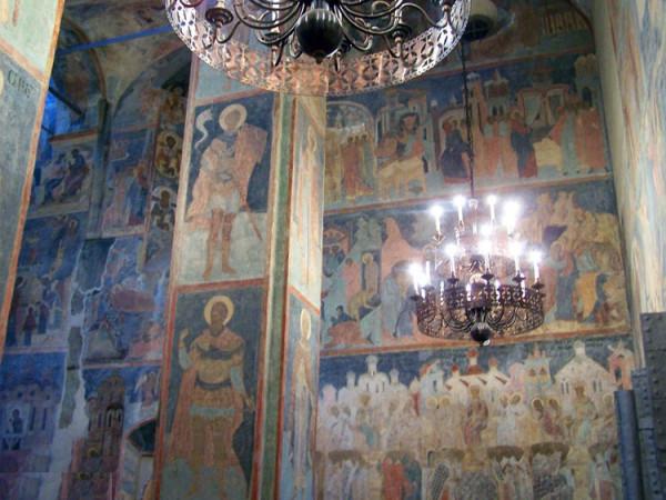 В Бузулуке начал работу Спасо-Преображенский мужской монастырь