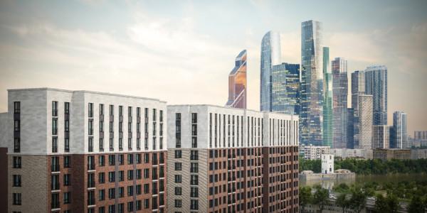В Москве 1 квадратный метр апартаментов вырос в цене на 2%