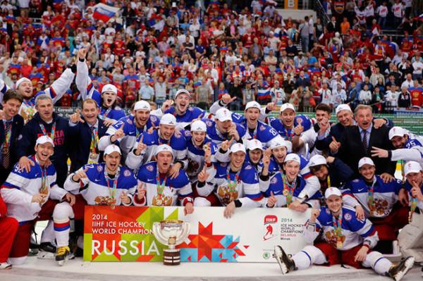 Россияне готовятся к очередному туру ЧМ по хоккею с итальянцами в Кёльне