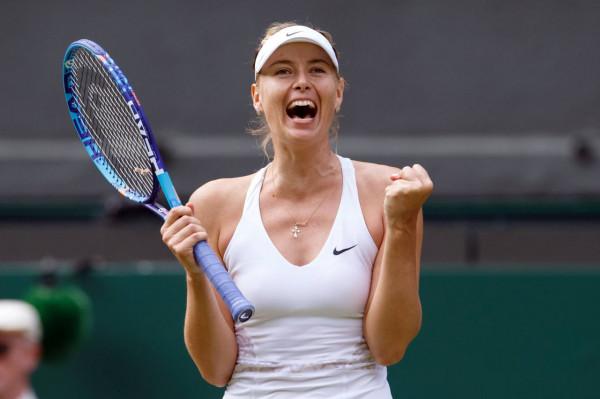 Шарапова вышла во второй круг теннисного турнира в Мадриде