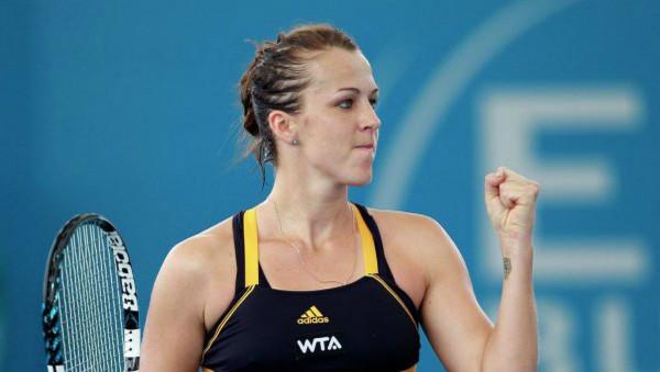 Павлюченкова заняла место девятой ракетки мира по версии WTA