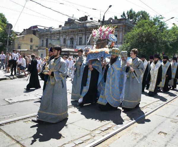 В Одессе отменили крестный ход ко Дню Победы из-за угроз радикалов