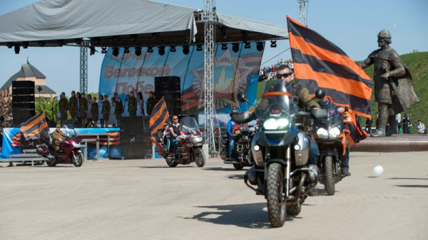 Участники мотопробега «Дороги Победы-2017» доехали до Германии