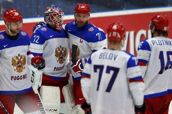 Сборная России по хоккею обыграла команду Германии на ЧМ-2017