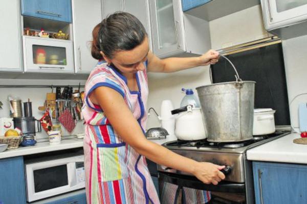 В Нижнекамске отключат горячую воду на 3 дня