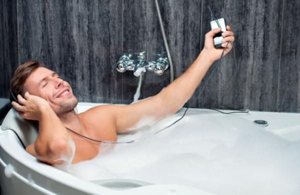 Учёные поведали  как горячая ванна защитит отстарения