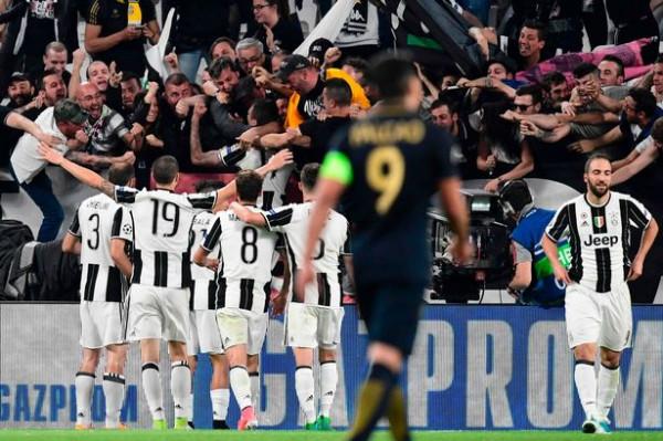 Лига Чемпионов: «Ювентус» без проблем выбивает «Монако» и выходит в финал