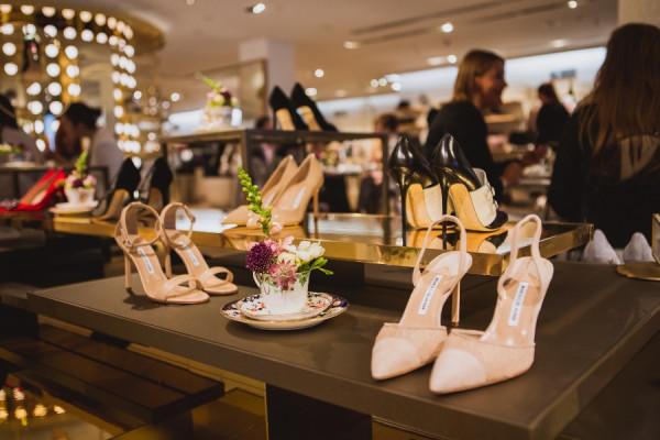 Маноло Бланик представит свои туфли в Эрмитаже