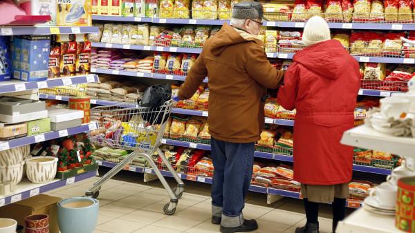 Минфин поддержал введение продовольственных карточек для малоимущих
