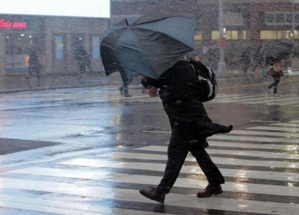 В Челябинской области ожидается грозовой фронт с сильным ветром
