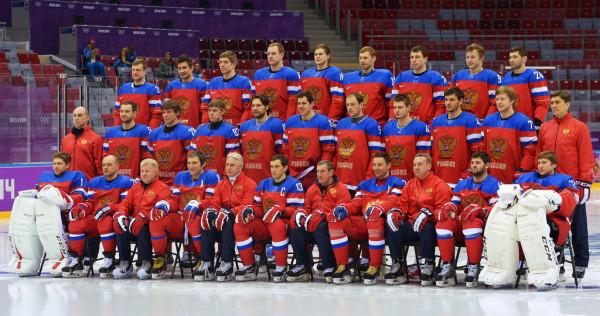 Сборная России по хоккею обыграла команду Дании