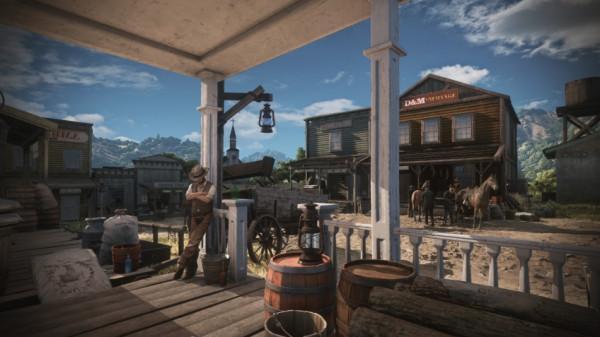 Скриншот из Red Dead Redemption 2 оказался кадром из Wild West Online