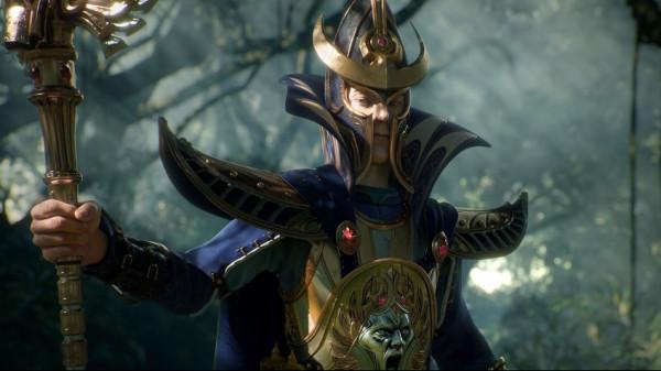 В трейлере Total War: Warhammer 2 люди-ящеры пробуют захватить мир