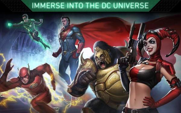 Игра Injustice 2 будет доступна на мобильных платформах