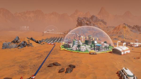 Авторы Tropico анонсировали новую стратегию о колонизации Марса