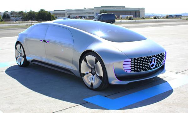 Правительство Германии одобрило тестирование автономных автомобилей