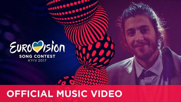 Сальвадор Собрал не ожидал своей победы на «Евровидении-2017»