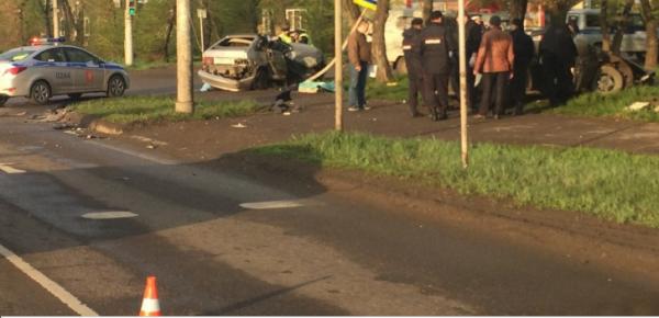 В Красноярске пьяный водитель убил в ДТП двоих людей