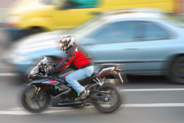 ДТП в Новосибирске унесло жизнь молодого мотоциклиста