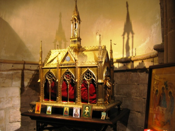 Мощи святой равноапостольной Елены впервые покинули Венецию