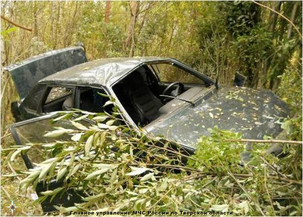 Женщина и ребёнок погибли в ДТП в Смоленской области