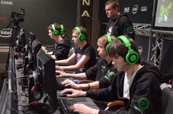 Осенью в России может пройти первый чемпионат по киберспорту