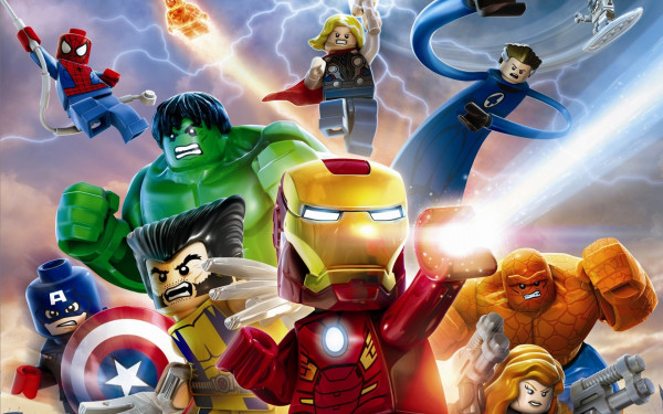 TT Games представили анонс новой версии LEGO Marvel Super Heroes