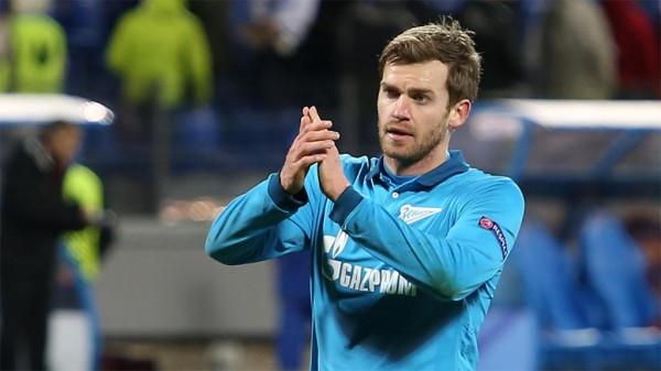Защитник «Зенита» хочет сыграть на поле нового «Санкт-Петербурга»