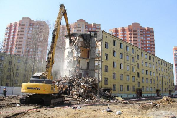 В Госдуме перенесли рассмотрение законопроекта о реновации