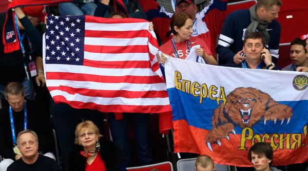 Россияне проиграли сборной США на ЧМ по хоккею