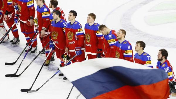 В 1/4 финала ЧМ по хоккею Россия сыграет с Чехией