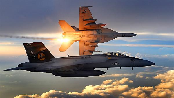 Два самолета НАТО сопровождали истребитель РФ над Балтикой