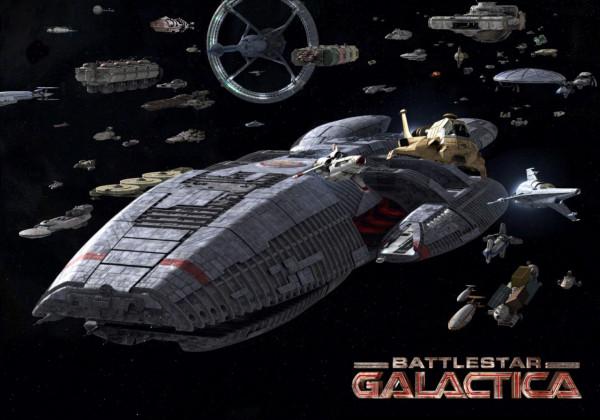 Slitherine Games анонсировала игру по мотивам сериала «Звёздный крейсер «Галактика»