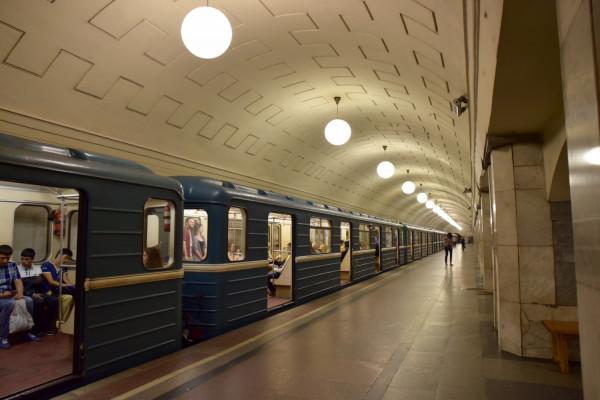 «Оранжевая» ветка столичного метро будет закрыта на сутки в воскресенье