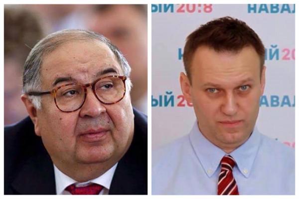 Баттл века: Навальный вызвал Усманова на дебаты