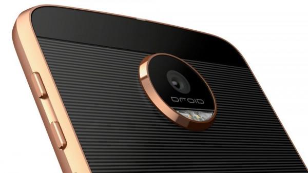 Фото новейшего смартфона Motorola Moto Z2 Force попали в сеть