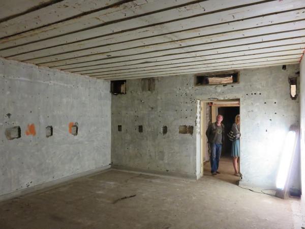 Опубликованы фото нацистского бункера в Нидерландах