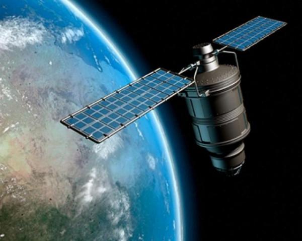 «Газпром» контролирует свои объекты из космоса