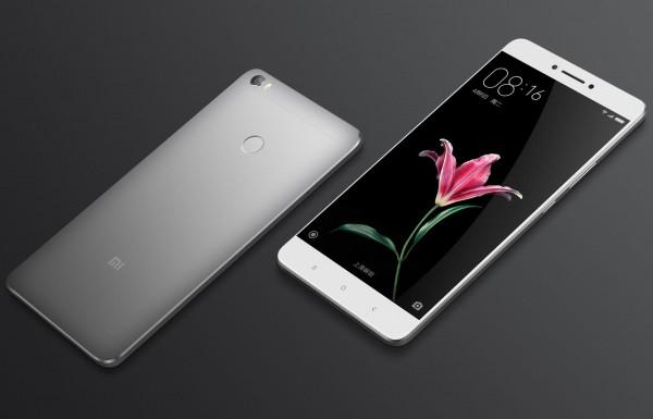 Назначена дата презентации смартфона Xiaomi Mi Max 2